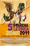 5ª Marcha Lésbica de México 2011